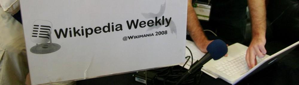 Wikipedia Weekly